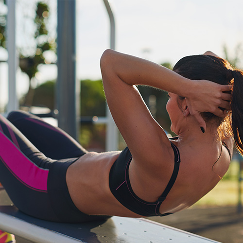 5 Morning Mistakes You're Making That Are Keeping You From Having A Flat Stomach, According To Trainers