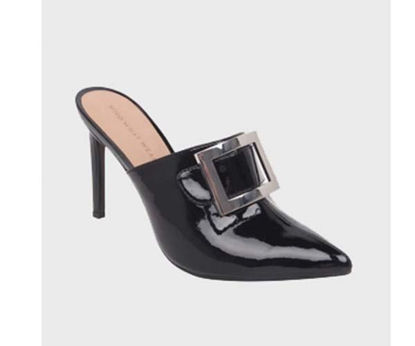 target mules work heels