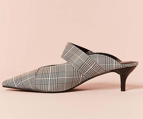 forever 21 mules work heels