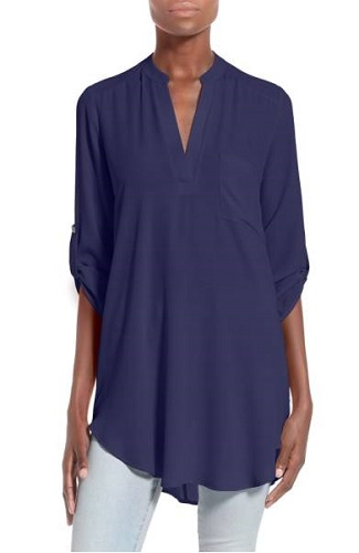 nordstrom tunic top
