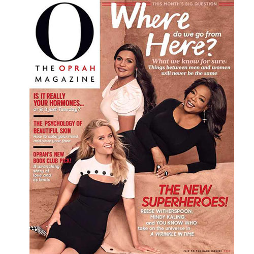 reese witherspoon oprah winfrey mindy kahling