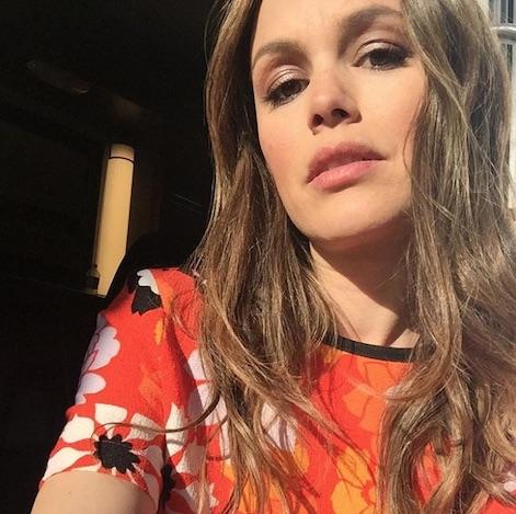 rachel bilson makeup tips