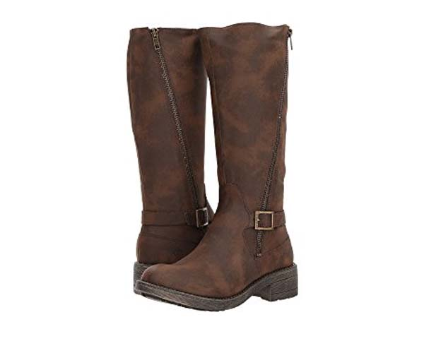 rocket dog riding boots