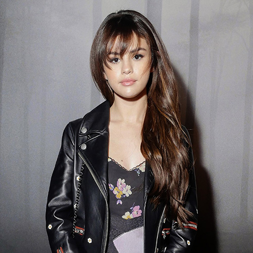 Selena Gomez Is The Latest Celeb To Get This French Girl Hair Cut: Curtain Bangs!