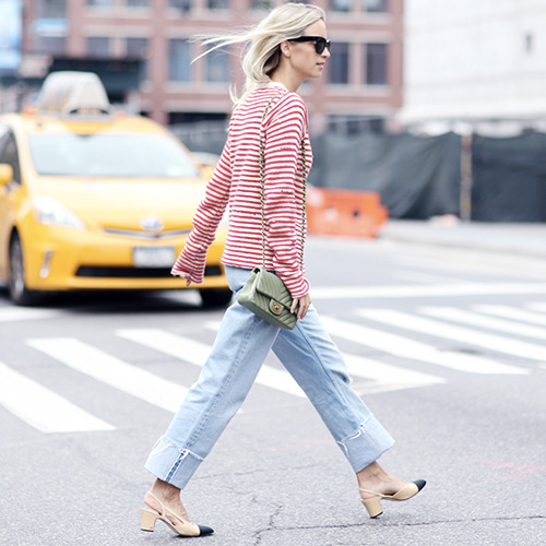 781c23cf6ee8 The One Shoe Trend Everyone Will Be Wearing This Spring (& It's Not ...