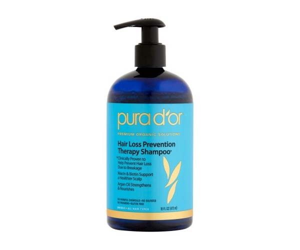 pura d'or thinning hair shampoo