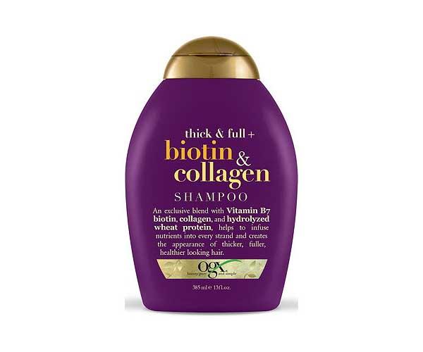 Ogx thick and full shampoo