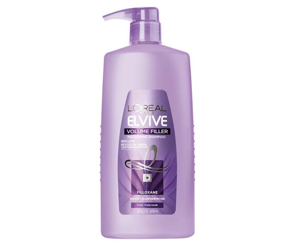 loreal paris volume filler thickening shampoo