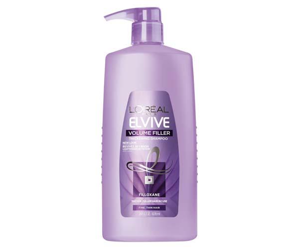 loreal paris volume filler thickening shampoo