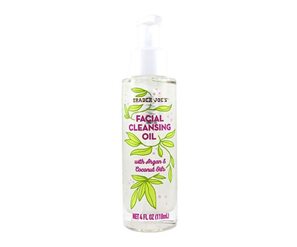 Trader Joe's cleansing oil