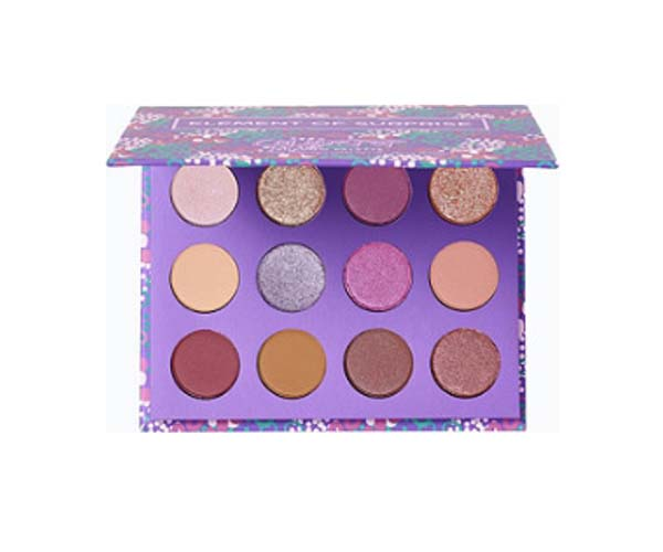 colourpop purple eyeshadow palette