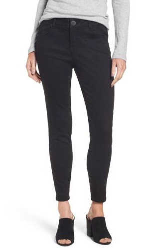 9ac0c01075 Wit & Wisdom Ab-solution Stretch Ankle Skinny Jeans ($40.80, down from $68)