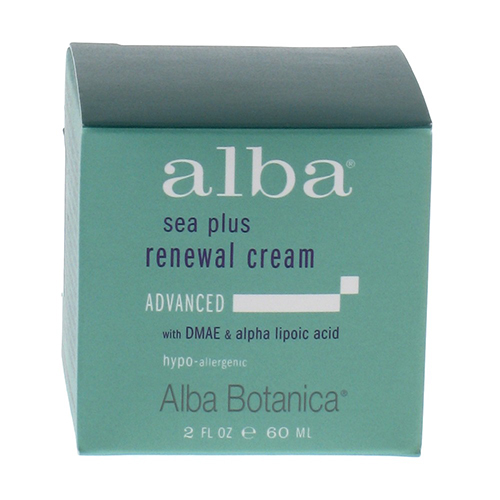 alba sea plus renewal night cream