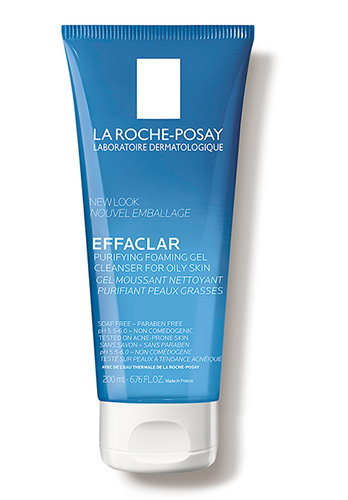la roche-posay purifying foaming gel