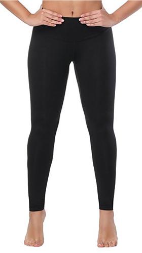 High Waist Inner Pocket Yoga Pants