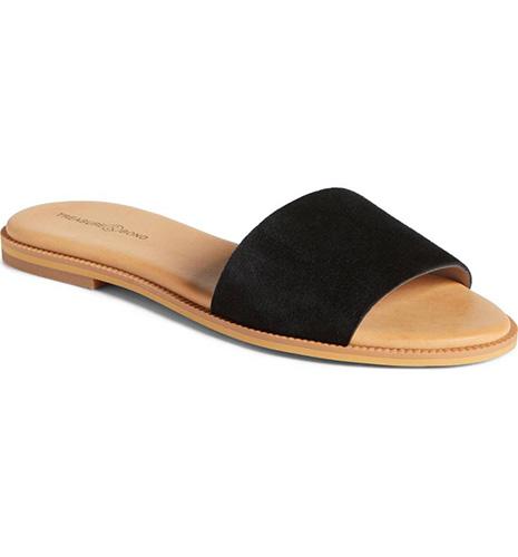 Flat Slide Sandal