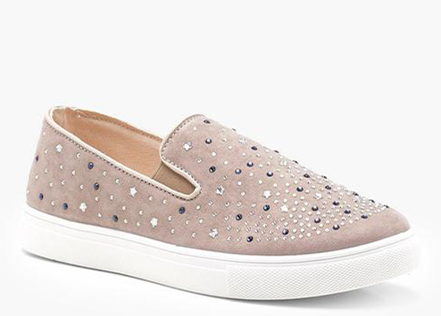 Molly Star Embellished Skaters
