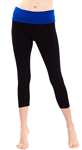Capri Crop Yoga Pants