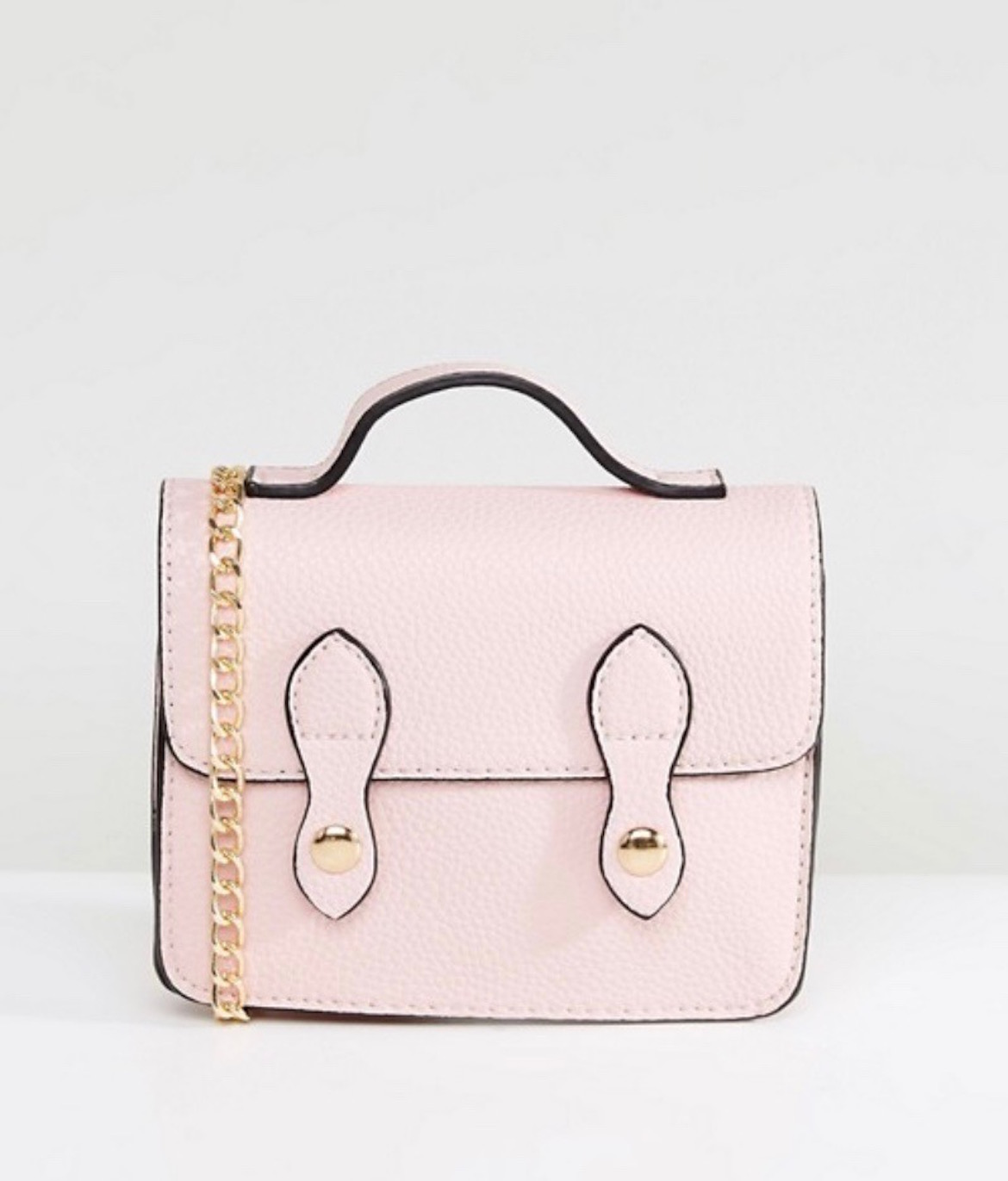 asos mini satchel bag
