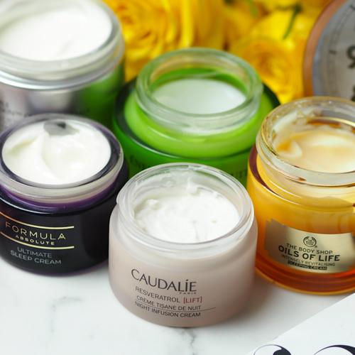 best night cream for aging skin