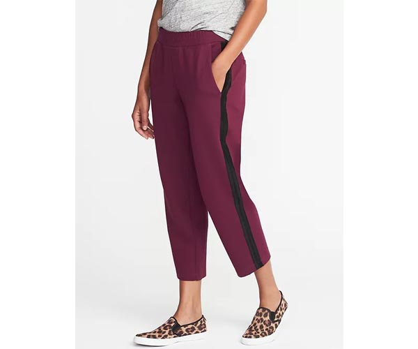 Old navy track pants