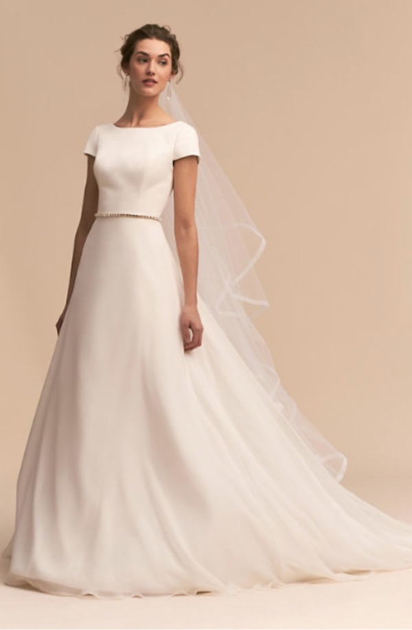 bhdln whispers and echoes crest wedding gown