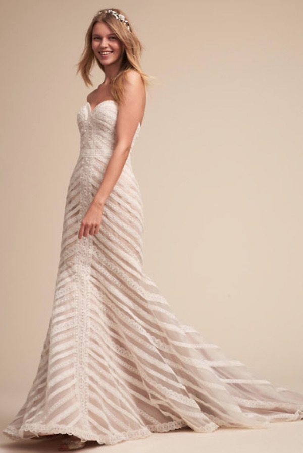 09b6005d55f Anthropologie Just Launched The Most Amazing Millennial Wedding Gown ...