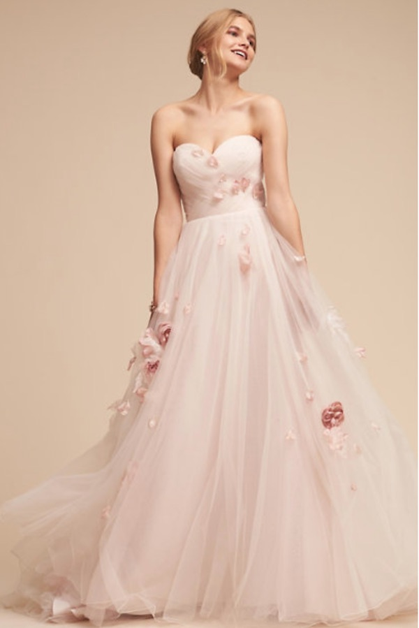 bhldn whispers and echoes eloise ballgown