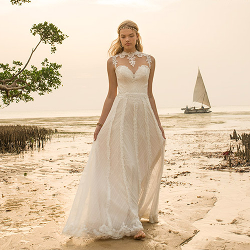 Anthropologie Just Launched The Most Amazing Millennial Wedding Gown ...