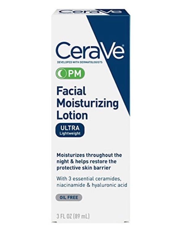 cerave pm face lotion