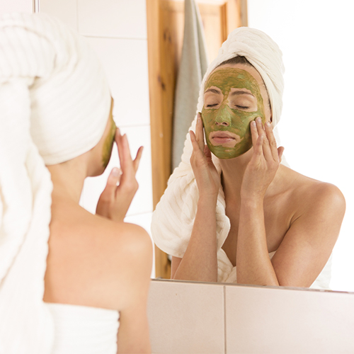 5 Diy Natural Face Masks To Help Cure Your Cystic Acne Fast Shefinds