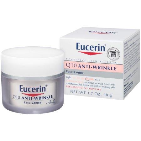 eucerin q-10 anti-wrinkle face cream
