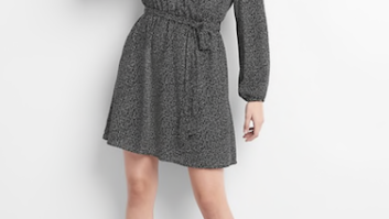 This Polka Dot Dress is * Literally * On Sale For $25