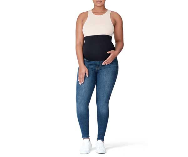 khloe kardashian good mama maternity jeans