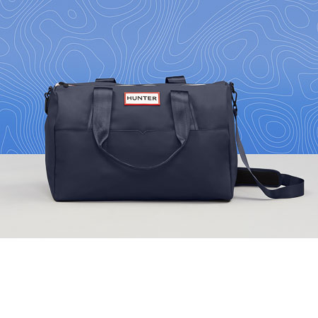 44fd3751a7a6 hunter for target collection · Duffle Bag - Navy ...