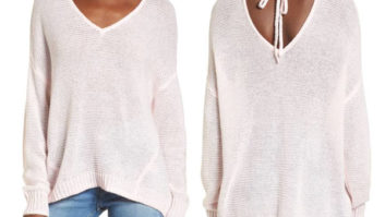 You Can Stop Looking -- We Found the BEST Layering Sweater for Spring