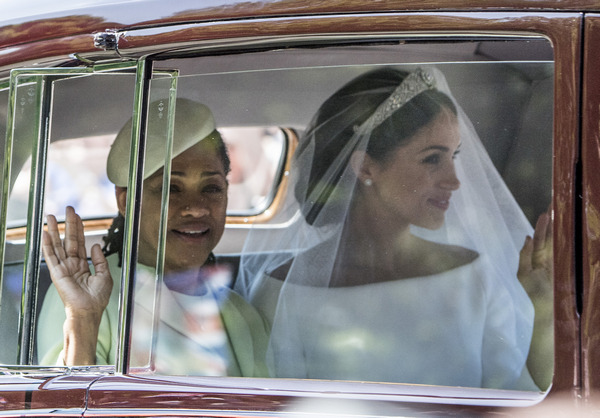 you have to see meghan markle s stunning diamond tiara for her royal wedding shefinds royal wedding