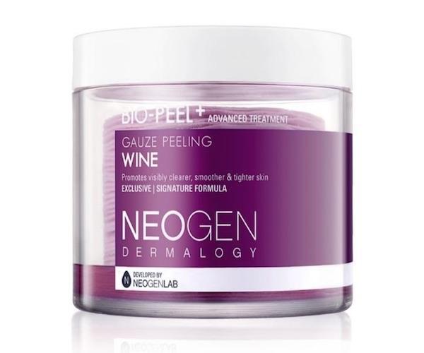 neogen bio-peel guaze peeling wine