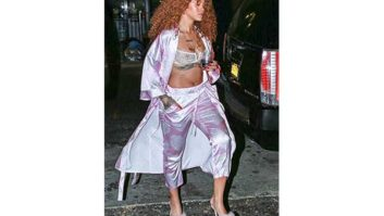 Is Rihanna Launching A Lingerie Line? Here's What We Know So Far