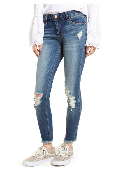 33c5f55d003 Scroll down to shop our favorite pairs from all five brands. You may want  to go get your wallet now–these ripped jeans are too good (and cheap) to  pass up!