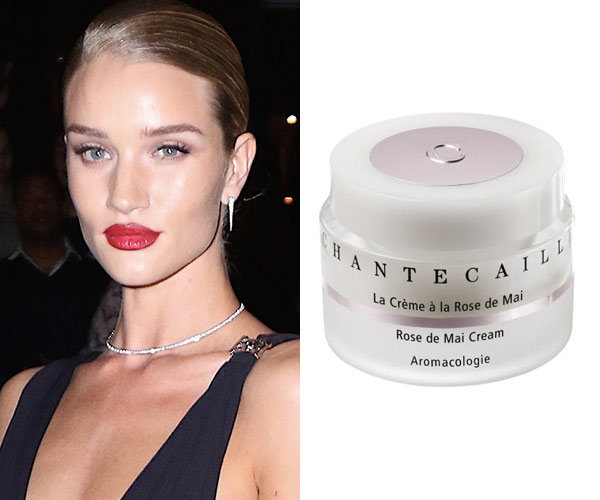 rosie huntington Whiteley chantecalle rose de mai cream