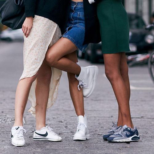 The One Sneaker Trend No One Will Be