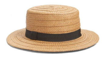 The One Hat That Everyone Is Already Buying For Spring--& It's Under $30