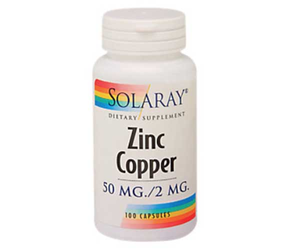 zinc copper supplement