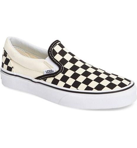 Classic Checker Sneaker