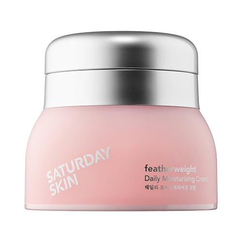 saturday skin moisturizing cream