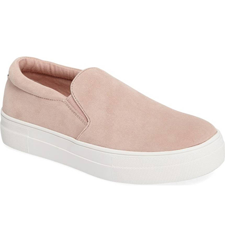 Gills Platform Slip-On Sneaker