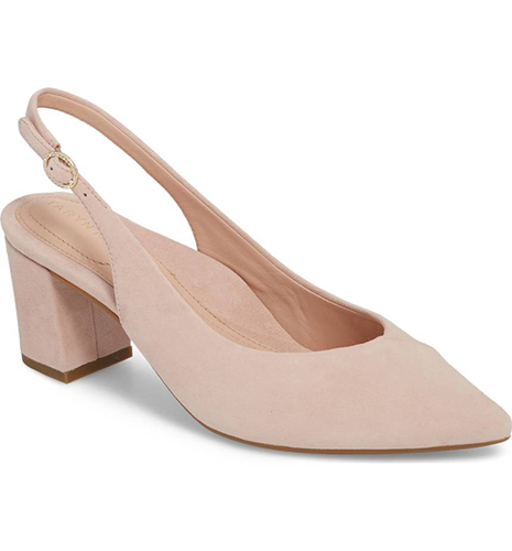 Marcy Slingback Pump