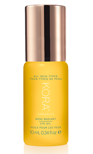 kora organics noni radiant eye creams that make you look younger