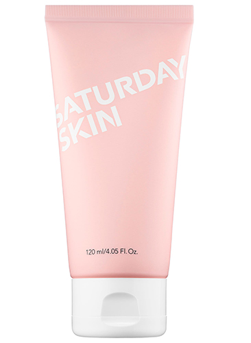 saturday skin rise and shine cleanser